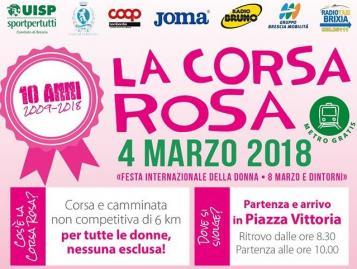 La corsa rosa 2018