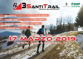 3 Santi Trail 2018