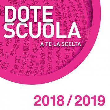 Dote scuola 2018 2019
