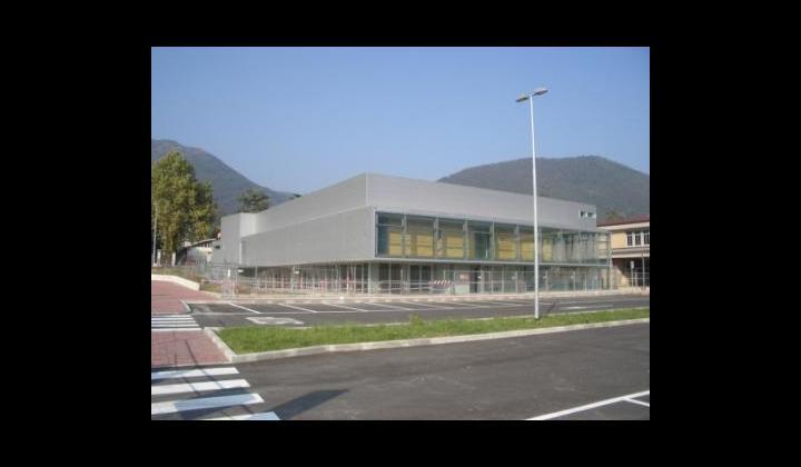 """Nuova palestra presso la Scuola Media """"G.Galilei"""""""