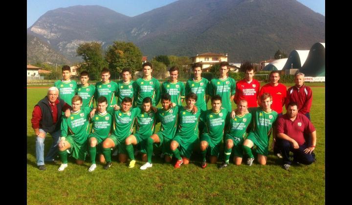 A.S.D. NaveCortine Calcio vincitori del Campionato Juniores Provinciali - Girone D