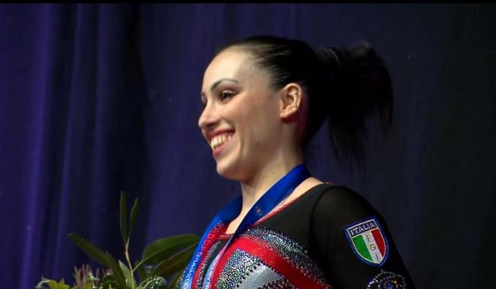 medaglia d'oro Coppa del Mondo - Melbourne