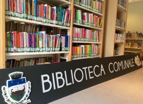 Gruppo di lettura in Biblioteca
