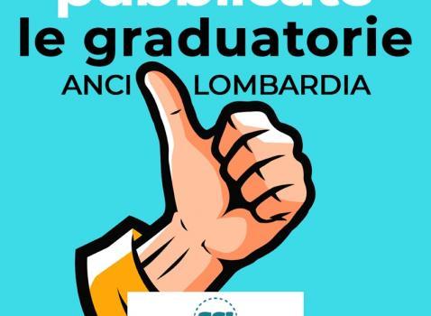 Graduatorie Scanci Bando 2020