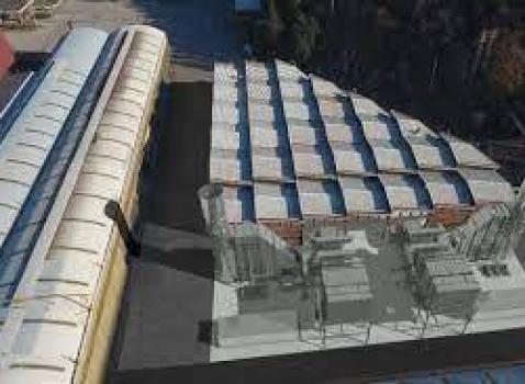 centrale termoelettrica Nave