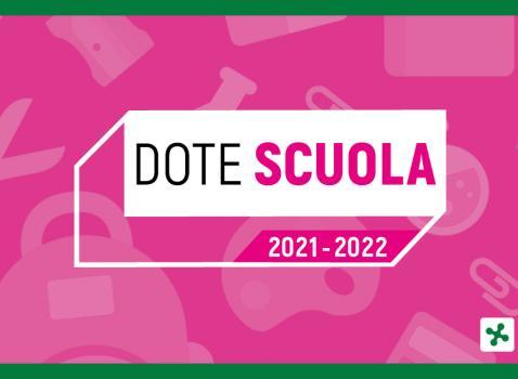 DOTE SCUOLA 2021/2022 - MATERIALE DIDATTICO