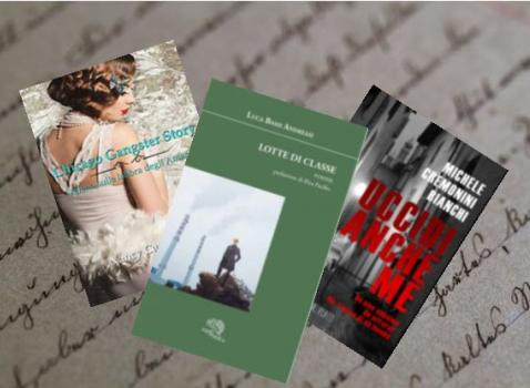 Copertine libri degli autori