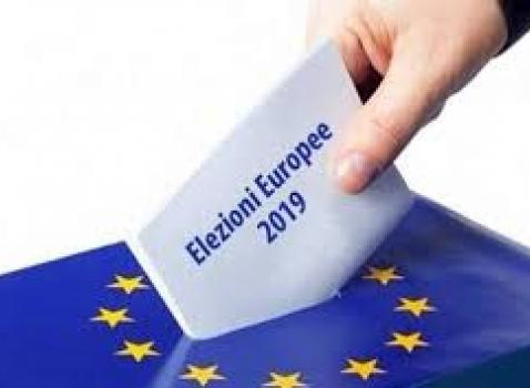Elezioni Parlamento Europeo 26 maggio 2019